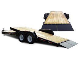 2014 Trailtech Tilt Trailer