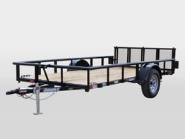 "2018 Roadclipper 77"" x 12' Utility Trailer"
