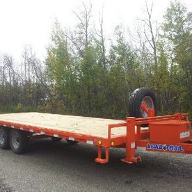 road trail trailer