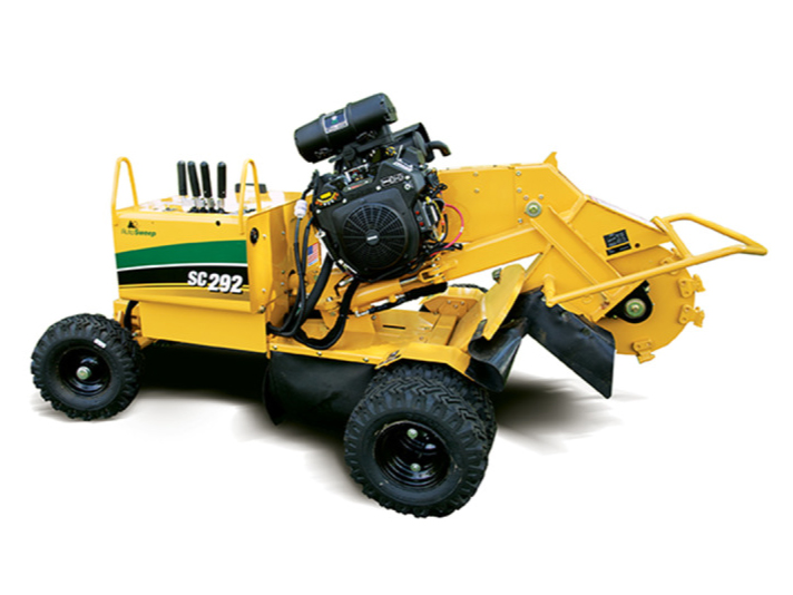 2015 Vermeer SC292 Stump Cutter