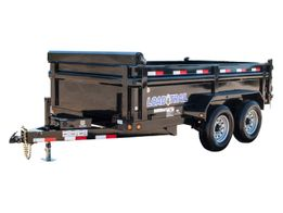 2014 LoadTrail 8 x 16 Dump Trailer